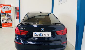 BMW 320d 2,0 Gran Turismo aut. 5d full
